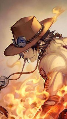 """One Piece - """"Eu só tenho um arrependimento.... O de que não serei capaz de ver o seu sonho virar realidade, mas eu te conheço você com certeza conseguirá, afinal você é meu irmão"""" (Ace)"""