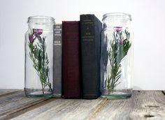 Vintage glass Fowlers preserving jars no 27 by hiatusvintage, $12.00