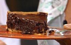 Tarta brownie de chocolate