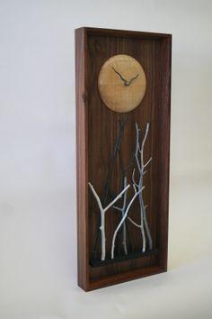 Carter Jason Sio- Mary- wall clock