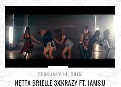 "#SuperIndyKingsBlog  #NettaBrielle Recruits #IAMSU for the New Single ""3xKrazy"""