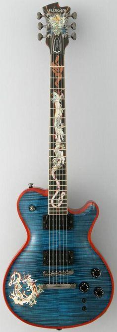 FGN Blue Dragon Virtuoso FLAME --- https://www.pinterest.com/lardyfatboy/