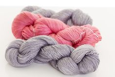 Wool + Silk yarn - Just part of Expression Fiber Arts' GIANT July 2015 YARN and notions GIVEAWAY. Ends JULY 31st, 2015. Head over to enter before it's too late.