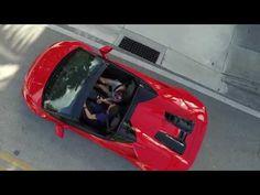Lamborghini Huracan Miami Beach Drone