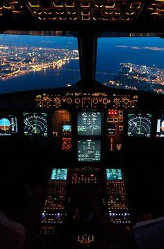 Life as an air captain