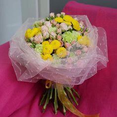 Так нежнону тааааак НЕЖНО!!!  и модненько #7ойлепесток #flowers #цветывсмоленске #букет #доставкацветов #заказатьбукетсмоленск