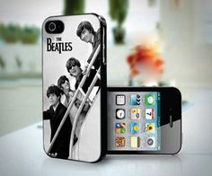 Legend The Beatles At Airport design for iPhone 5 case | customgiftshop - Accessories on ArtFire