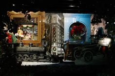 NYC's Best Holiday Windows+#refinery29