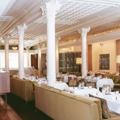 Est. - With its impressive list of accolades, Est. is contemporary Australian dining at its finest.