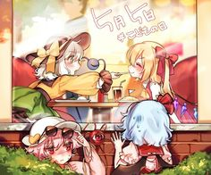 Online manga reader for scanlations released by Dynasty Scans and other Yuri groups. Touhou Anime, Here I Go Again, Online Manga, Cute Images, Awesome Anime, Anime Comics, Magical Girl, Anime Characters, Yuri