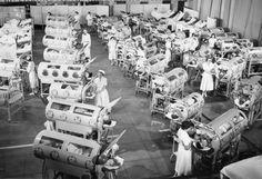 Un triste recordatorio de como era la vida antes sin vacunas. #VaccinesWork