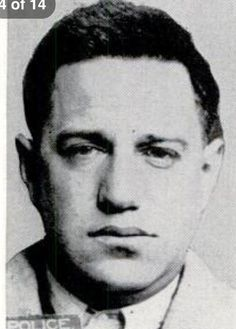 """Seymour """"Blue Jaw"""" Magoon was Bugsy Goldstein's best friend, when Magoon testified against Goldstein in court, Bugsy started to cry. Magoon was described by Turkus as being the gangster who studied others personalities and was the only one brave enough to stand up to Pittsburgh Phil. http://gentlecynic.net/Articles/Strange Case Murder Inc.pdf"""