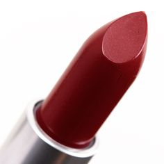 MAC Russian Red, Viva Glam I, Cockney, Dubonnet Lipsticks Critiques, Photos, Swatches