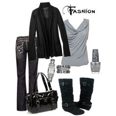 everyday casual, created by daisy-weber on Polyvore