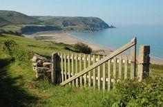 La Normandie est belle. Partagez-la ! article photogeniques.fr [Baie d'Ecalgrain, à proximité du Nez de Jobourg (Manche), Normandie, Normandy]