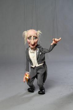 BALLANTINE another amazing puppet by Scott Land :)