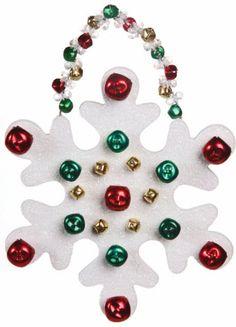 Nicole™ Craft Bell Snowflake Hanger
