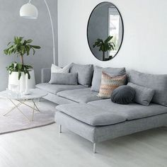 95 best and most stylish Scandinavian living room designs ideas # Scandinavian . - 95 best and most stylish Scandinavian living room designs ideas # Scandinavian # # 95 - Scandinavian Minimalist Living Room, Pink Living Room, Living Room Furniture, Minimalist Living Room, New Living Room, Trendy Living Rooms, Living Room Decor Grey Couch, Living Room Mirrors, Scandinavian Design Living Room