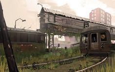 Train Station by SC4V3NG3R