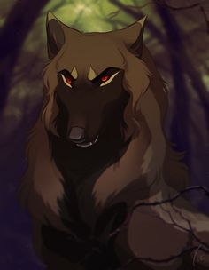 I am bask. A tough dominant male wolf. I don't like to be told what to do and I am very flirty. I am very aggressive and I do as I please. Art Wolfe, Wolf Deviantart, Anime Wolf Drawing, Anime Art, Wolf Comics, Cartoon Wolf, Demon Wolf, Wolf Artwork, Fantasy Wolf