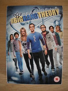 The big bang theory #seasons 1-6 - 1 2 3 4 5 6 box set - #complete #series,  View more on the LINK: http://www.zeppy.io/product/gb/2/252482288172/