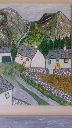 City Photo, Painting, Art, Painting Art, Paintings, Kunst, Paint, Draw, Art Education