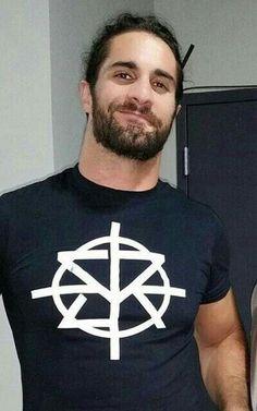 Seth Rollins--he's perfect! Wwe Seth Rollins, Seth Freakin Rollins, Cleft Chin, Best Wrestlers, Burn It Down, Wwe World, Smile Photo, Jack Johnson, Aj Styles