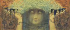 Medusa, Jean Delville - 1893