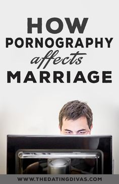 The science and facts on how pornography affects marriage.  A super interesting and important read! www.TheDatingDivas.com