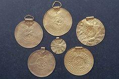 Viking age / Gold brakteat / Gotland