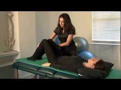 Exercises for sciatica: degenerative disc disease