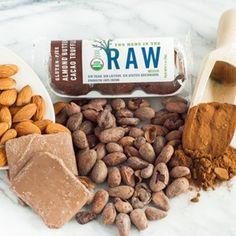Good Express | TRUFAS CACAO - - Deliciosas trufas 100 % orgánicas, libre de gluten y Raw. Tienen todas los propiedades del cacao y son perfectas para un rico snack. $101
