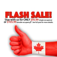 It's officially summer! Come and celebrate the first week of no school and Canada Day! Stay with us for only $95.99 (single occupancy) or $105.99 (double occupancy) now through July 2nd, just mention our Facebook Flash Sale! Give us a call to book: 1-800-852-2710 or 204-725-1532. Who do you know that will be visiting Brandon for Canada Day? Tag them in the comments below! #special #sale #hotel #bdnmb #MB