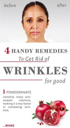 Wrinkles are ageing signs that usually appear on areas that are mostly exposed to UV rays. Use these remedies to keep them away and have a wonderful look.