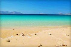 Koufonisia Island the famous Italida Beach