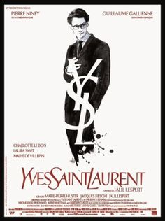 YSL film starring Pierre Niney from Comedie Francaise