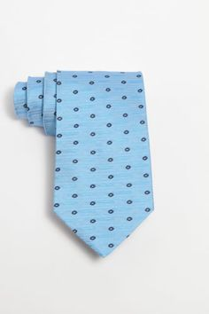 Cerruti 1881 100 Silk Tie Light Blue Made in France Polka Dot Tie, Silk Ties, Men's Fashion, Light Blue, France, Ebay, Clothes, Moda Masculina, Outfits
