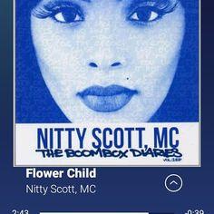 Nitty Scott MC: 'The Rap Halle Berry'