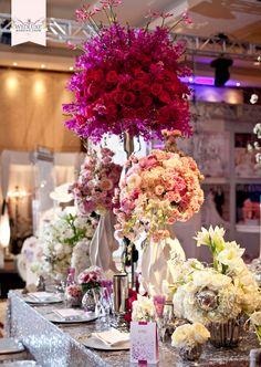 Fuscia Designs, WedLuxe wedding show