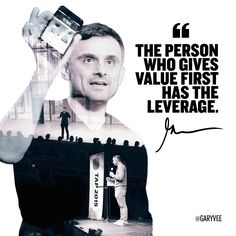 """If you have the DNA to stop thinking about yourself first in business or heck in life ... Then double down on it ... Too many people say giving or """"being a pushover"""" is a weakness ... I fully disagree... Giving value with NO EXPECTATION in return is the ultimate strength."""