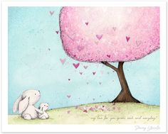 """""""love grows"""" by stacey yacula ©Copyright Stacey Yacula, 2014. www.staceyyacula.com"""
