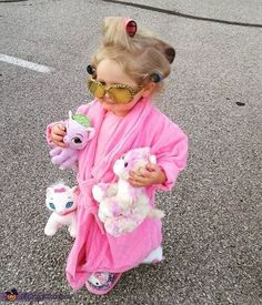 The Crazy Cat Lady Baby Costume #diy #costumes #coolhalloweencostumes