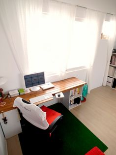 home office 來自 Canney Yin - DECOmyplace 居家誌