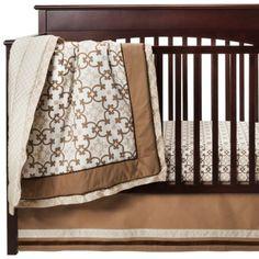 CoCaLo Milo 4pc Crib Set