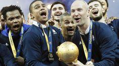 L'Equipe de France de Handball championne du monde  20