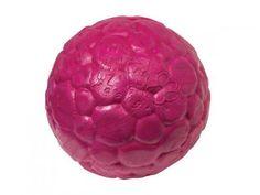 Non-toxic, durable dog balls