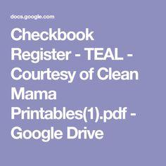 Best Images Of Free Printable Blank Checkbook Register  Free