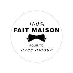 Tampon Signature FAIT MAISON