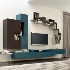 7 Cool Contemporary TV Wall Unit Designs For Your Living Room | Tv Panel |  Pinterest | Tv Wall Unit Designs, Wall Unit Designs And Tv Walls