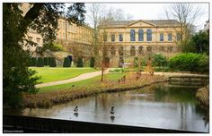 Worcester College, Oxford | by Duncan Darbishire